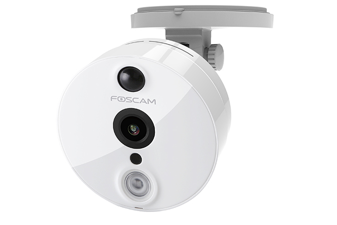 Foscam C2 FullHD 1080P Zoom IP Kamera PIR Nachtsicht PNP microSD-Slot