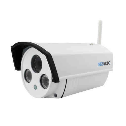 Inkovideo IP Aussenkamera V-117HD ONVIF Full HD WDR